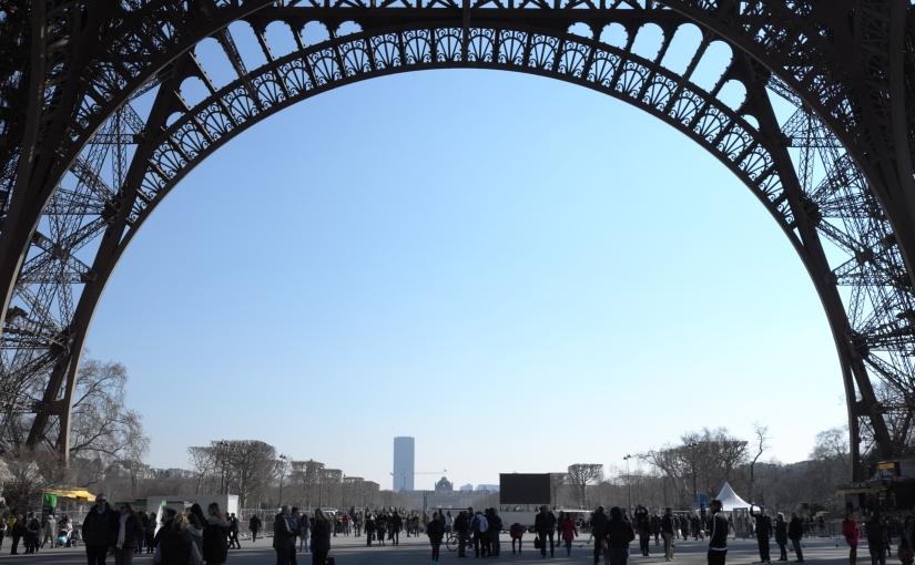 パリ一人旅 〜 定番のランドマーク編