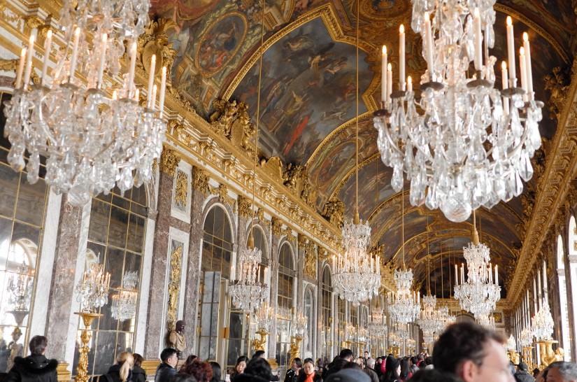 パリ一人旅 〜 ヴェルサイユ宮殿編