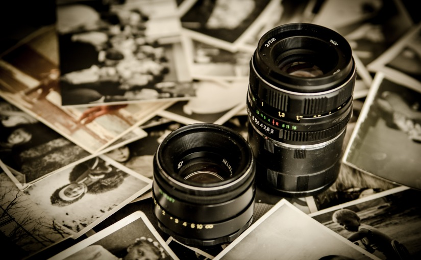 カメラでレンズフレアとかゴーストが使いたい