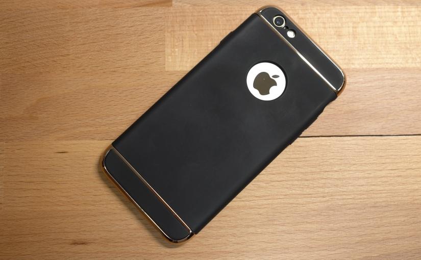 中国製とは思えない完璧な寸法のiPhoneケースを買った