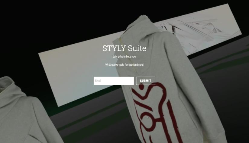 ファッションVR「STYLY」のWeb周りをお手伝いしました